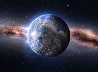 Обои на телефон планета, природа, космос, внешний