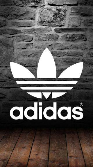 Обои на телефон официальные, стена, оригинальные, монтаж, адидас, adidas-wall, adidas