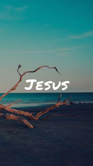Обои на телефон palavra, praia, цитата, исус, христианские, любовь, библия, вера, бог