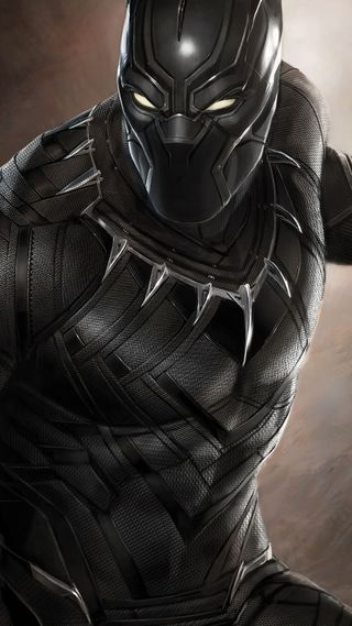 Обои на телефон марвел, marvel, blackpanther
