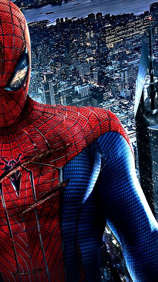 Обои на телефон экран блокировки, человек паук, spid3rman