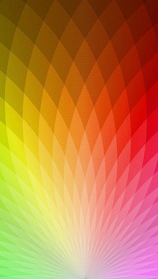Обои на телефон цветные, радуга, микс, mix up, ios8, ios 8