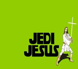 Обои на телефон христос, исус, звезда, джедай, войны, бог, star wars