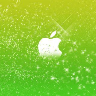 Обои на телефон эпл, новый, логотипы, зеленые, mac, hd, glitters, apple