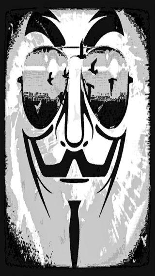Обои на телефон черные, солнечные очки, очки, мир, маска, глобус, белые, анонимус, anonymous redesign 2