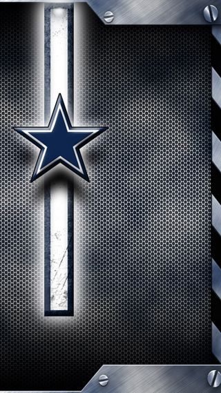 Обои на телефон слева, футбол, техас, синие, серебряные, даллас, бок, белые, nfl, dallas left side, cowboys