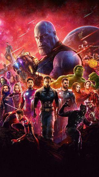 Обои на телефон танос, мстители, маска, марвел, война, бесконечность, marvel, infinity