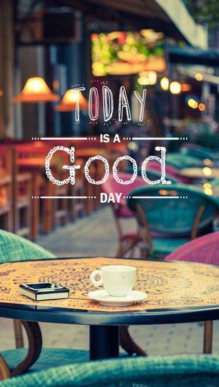 Обои на телефон сегодня, день, good day