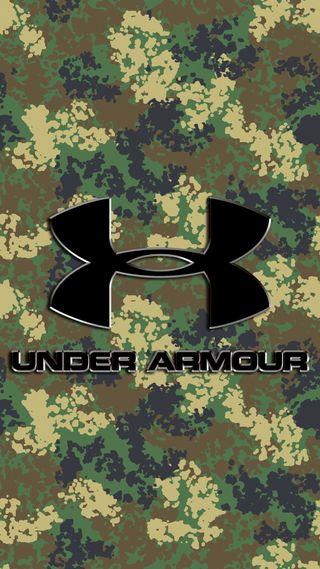 Обои на телефон камуфляж, шаблон, фитнес, под, коричневые, зеленые, броня, under armour, tactical, 929