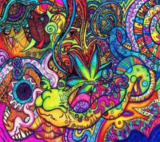Обои на телефон красочные, другие, арт, абстрактные, colorful art, art