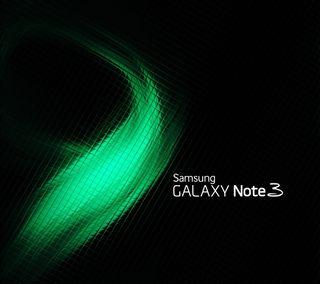 Обои на телефон самсунг, логотипы, зеленые, галактика, samsung, note3, glassy, galaxy