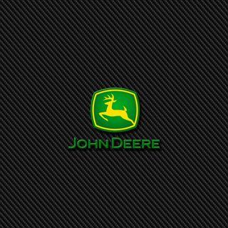 Обои на телефон эмблемы, логотипы, карбон, значок, джон, john deere carbon, john deere, deere