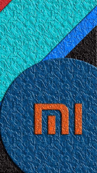 Обои на телефон сяоми, ми, материал, логотипы, xiaomi, miui material by dix, miui