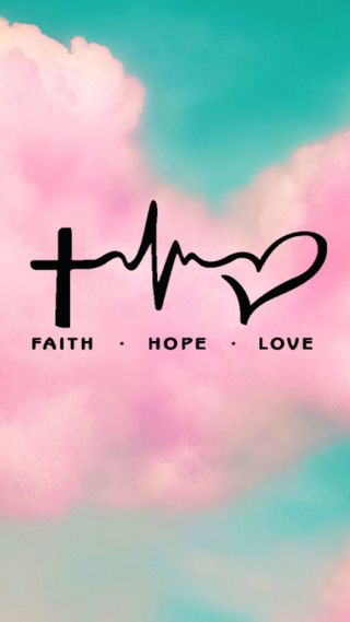 Обои на телефон вера, надежда, любовь, love, faithlovehope1