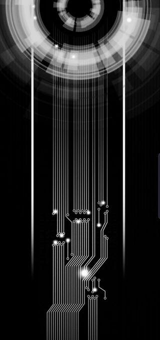 Обои на телефон эффект, цвета, технологии, музыка, крест, классные, звук, target, note 10 plus