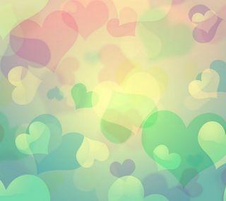 Обои на телефон шаблон, сердце, любовь, день, валентинки, 2160x1920px, pattern valentines, love