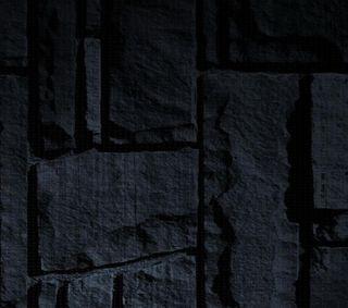 Обои на телефон айфон 6, темные, стена, новый, камни, s5, s3, dark wall stone