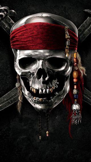 Обои на телефон пираты, карибсий
