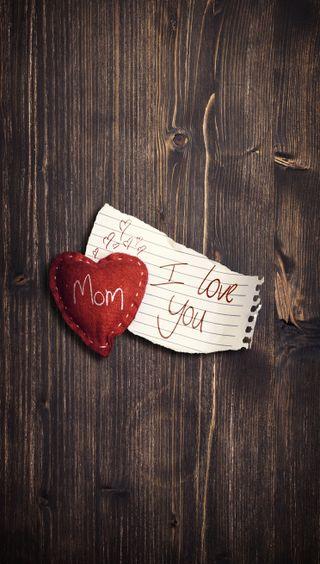 Обои на телефон мама, ты, любовь, love
