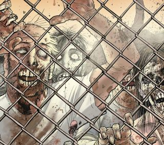 Обои на телефон ходячие мертвецы, ходячие, зомби, ужасы, мертвый, walker