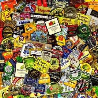 Обои на телефон пиво, labels