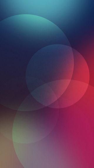 Обои на телефон пастельные, цвета, синие, розовые, круги, градиент, абстракция, абстрактные, circular abstraction