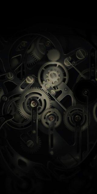 Обои на телефон часы, фоны, дизайн, природа, абстрактные, inner clock, hd