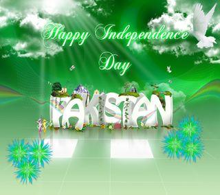 Обои на телефон пакистан, независимость, день