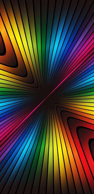 Обои на телефон цветные, радуга, красочные, colourtron