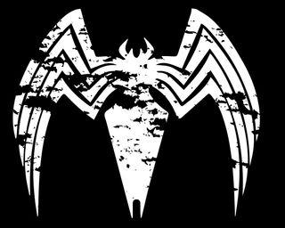 Обои на телефон веном, логотипы, venom logo