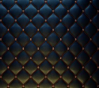 Обои на телефон ткани, роскошные, синие, кожа, золотые, дизайн, абстрактные, luxury leather