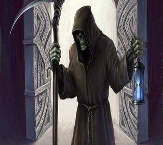 Обои на телефон террор, siniestros, la muerte - 008, gotico
