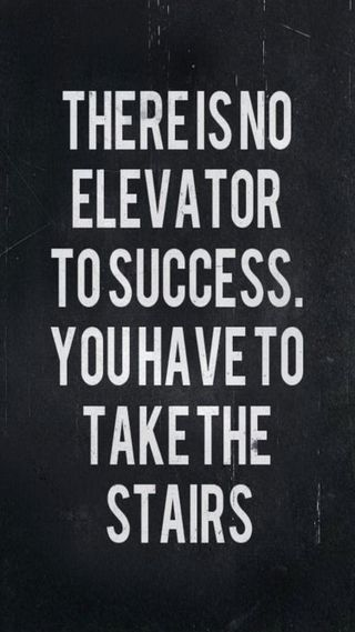 Обои на телефон успех, лестница, elevator