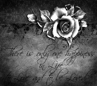 Обои на телефон счастье, цитата, текст, розы, любовь, винтаж, vintage rose, love happiness, love