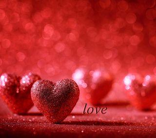 Обои на телефон романтика, фон, сердце, любовь, красые, блестящие, абстрактные, love