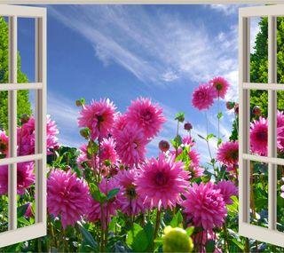 Обои на телефон прекрасные, день, весна