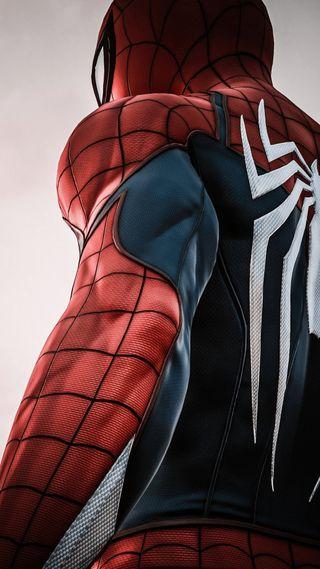 Обои на телефон супергерои, паук, марвел, комиксы, spider man, marvel superheroes, marvel
