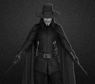 Обои на телефон оружие, анонимус, темные, dark weapon