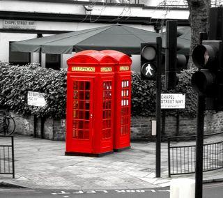 Обои на телефон лондон, вид