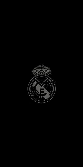 Обои на телефон испания, черные, футбол, спорт, минимализм, логотипы, клуб