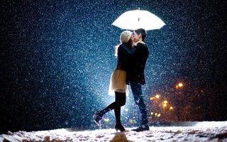 Обои на телефон couple kiss in snow, my valentine, love, любовь, снег, пара, поцелуй, день, валентинка, мой