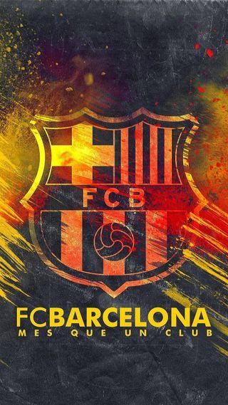 Обои на телефон футбольные клубы, значок, футбол, логотипы, команда, клуб, барселона