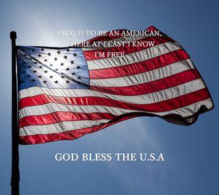 Обои на телефон юнайтед, цитата, флаг, сша, патриотический, знамя, америка, usa