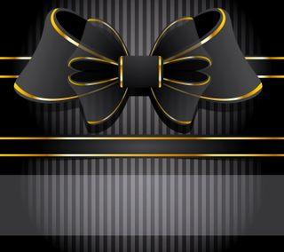 Обои на телефон лук, элегантные, черные, фон, роскошные, золотые, luxury
