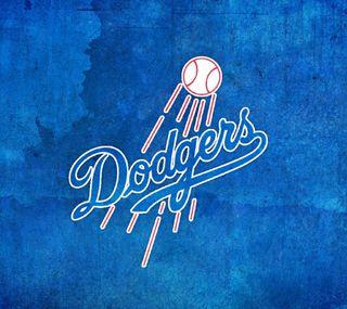 Обои на телефон бейсбол, спортивные, синие, la dodgers 3, dodgers