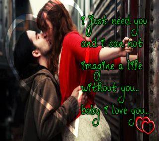 Обои на телефон обнимать, ты, поцелуй, пара, новый, навсегда, милые, любовь, love, i love you