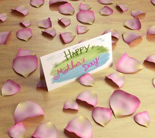 Обои на телефон лепестки, семья, матери, мамочка, мама, любовь, день, mothers day petals, love