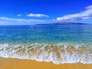 Обои на телефон пляж, пейзаж, гавайи