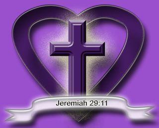 Обои на телефон библия, фиолетовые, исус, два, verse, jeremiah two nine 11