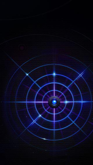 Обои на телефон геометрические, хипстер, неоновые, крутые, круги, дизайн, в тренде, абстрактные, neon circles